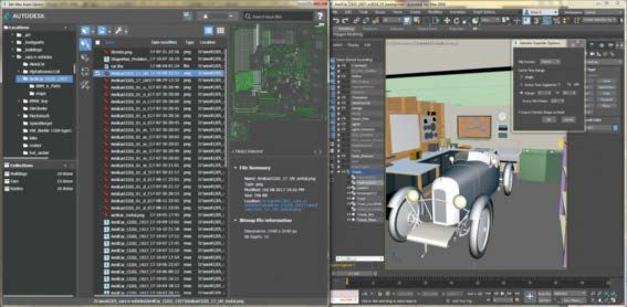 cover 3ds Max Assetmanagement